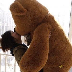 Human-Sized Big Teddy Bear