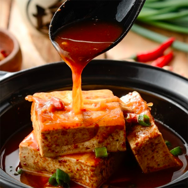 Taiwan Spicy Stinky Tofu